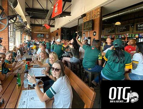 Off The Grid image during Rugby world Cup