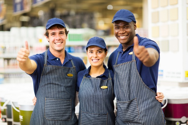 Structure your retail business into a winning team-1