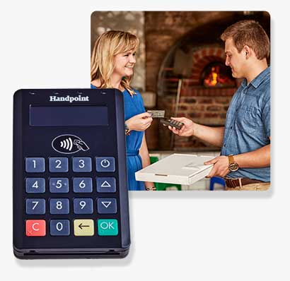 Accepting card payments via mobile payment solution