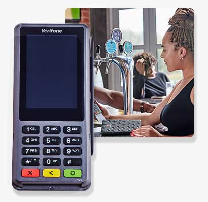 POS to keep track of card payments