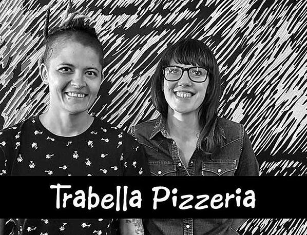Trabella Pizzeria owners