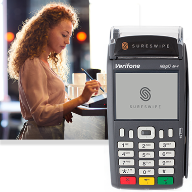Sureswipe Fixed & Portable Card Machine