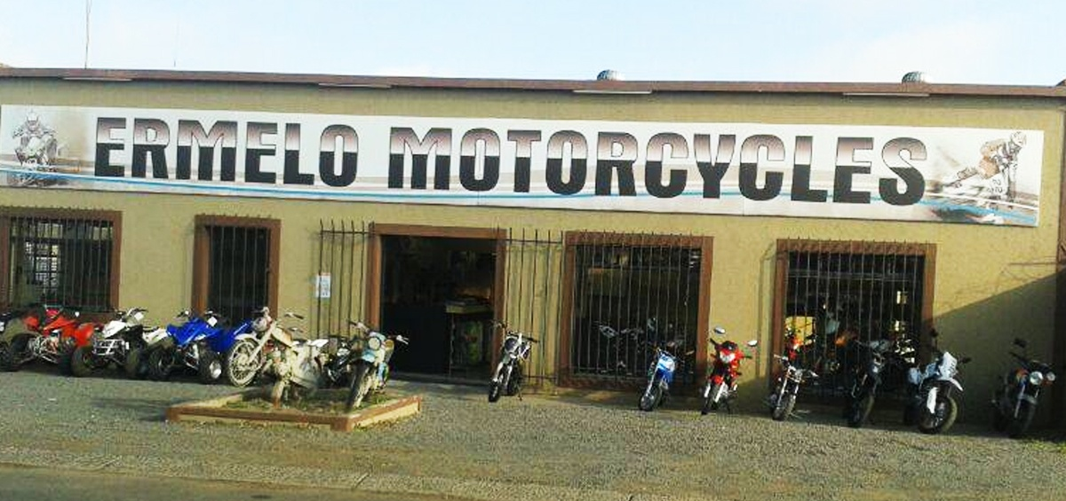 Easy, safe payments for Ermelo Motorcycles